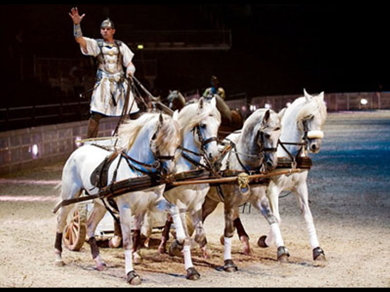 BRITAIN-ENT-ARTS-THEATRE-BEN HUR